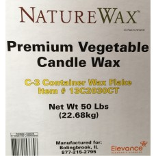 Nature Wax C3 container blend 20kg box - sodl out more soon