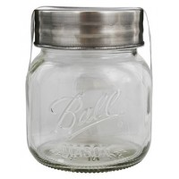 Ball Super wide Half Gallon Commemorative Jar