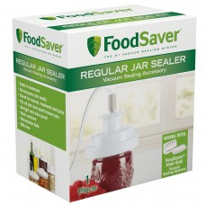SOLD OUT FoodSaver Regular Mouth Jar Sealer