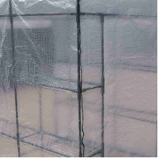 Large Walk in Green House 1.43m x 1.43m new Heavy duty Cover - IN STOCK NOW!