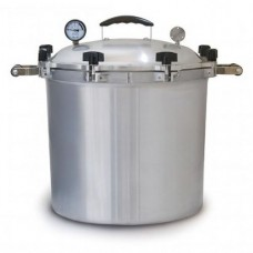 All American Pressure Canner  25 Quart, 23.5 Liters
