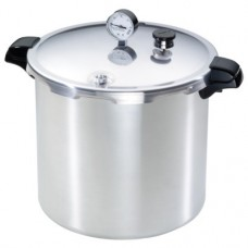 Presto 23Q Pressure Cooker With 24 x RM Jars,4pce Tool Set,  3pce Reg   - SOLD OUT MORE END JULY