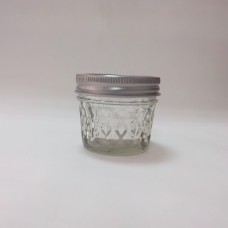 Aussie Mason Quilted 120ml Jars & Lids x 12 - Shipping Included