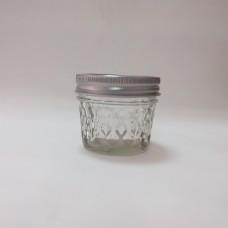 Aussie Mason Quilted 120ml Jars & Lids x 6
