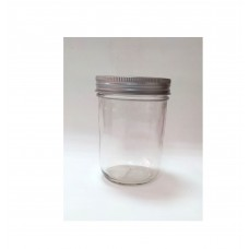 Aussie Mason Plain 240ml Jars & Lids x 12 - Shipping included