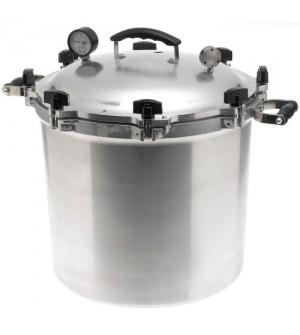 All American Pressure Canner  41.5 Quart, 39 Liters