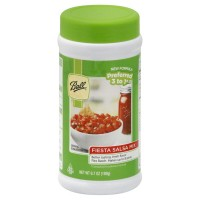 Ball Fiesta Salsa Mix Flex pack - Past used by date  use within 2 weeks when opened