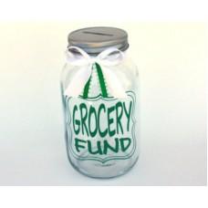 Coin Lid Make your Mason jar a Money bank - Regular Mouth x 12